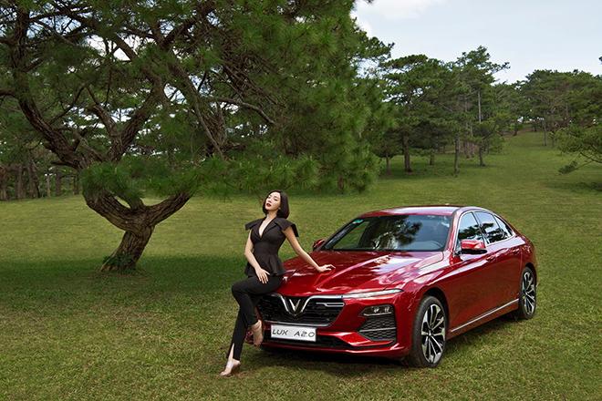 Xe ô tô Việt sẽ được phân phối chính hãng tại thị trường Lào - 3