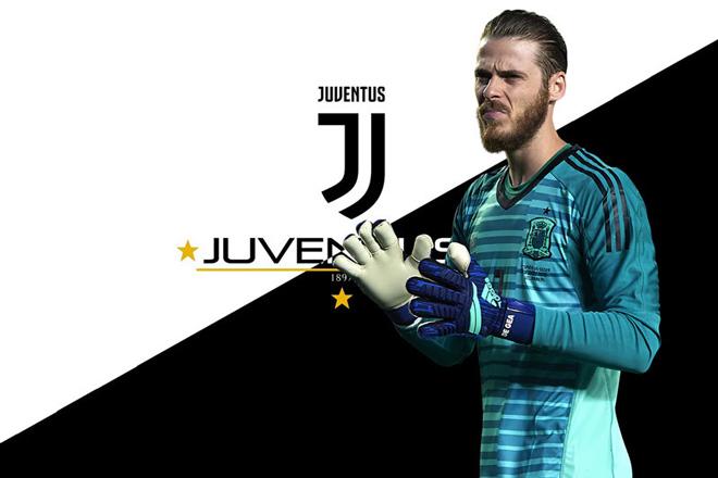 Tin mới nhất bóng đá tối 3/7: Juventus muốn chiêu mộ De Gea - 1