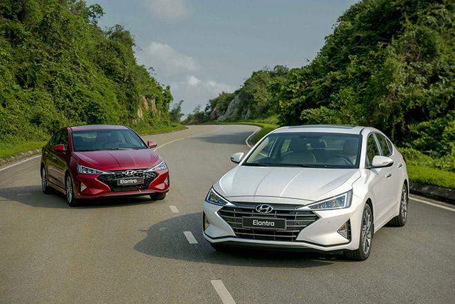 Giá xe Hyundai Elantra lăn bánh tháng 7/2021, từ 580 triệu đồng - 13