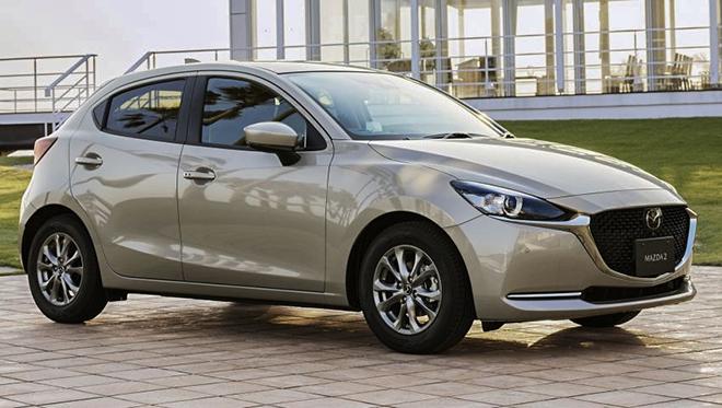 Mazda 2 bản nâng cấp ra mắt, giá bán từ 406 triệu đồng - 3