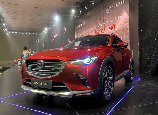 Mazda CX-3 nhảy vào cuộc đua khuyến mãi, giảm giá để kích cầu sức mua - 1