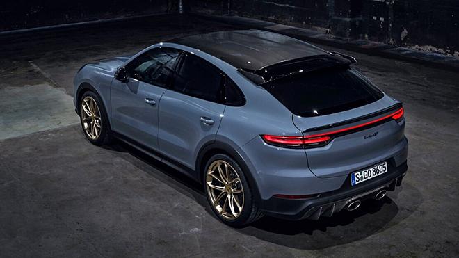 Porsche Cayenne Turbo GT mới ra mắt, sở hữu công suất hơn 630 mã lực - 3