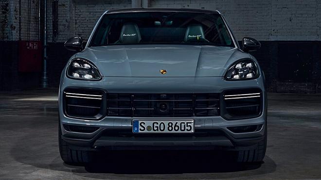Porsche Cayenne Turbo GT mới ra mắt, sở hữu công suất hơn 630 mã lực - 4