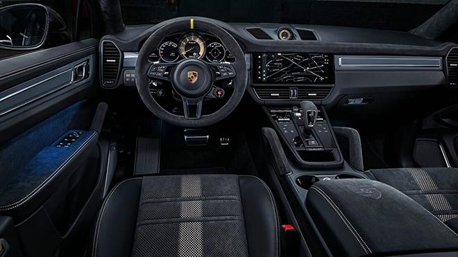 Porsche Cayenne Turbo GT mới ra mắt, sở hữu công suất hơn 630 mã lực - 9