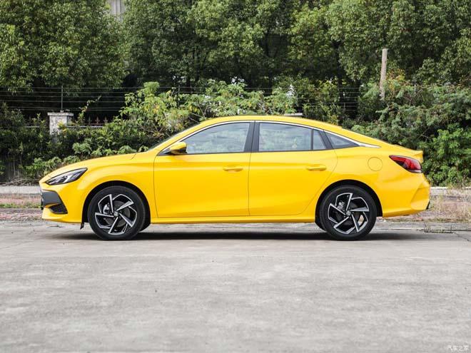 Rộ tin MG5 2021 sắp về Việt Nam, sedan cỡ C có giá quy đổi từ 241 triệu đồng - 3