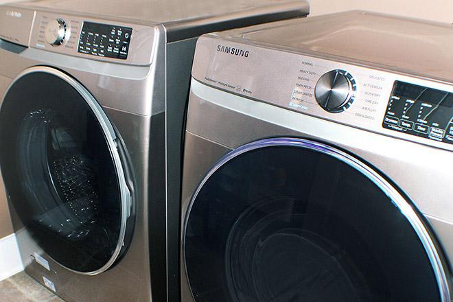 Máy giặt hơi nước - những kiến thức cần nắm vững - 1