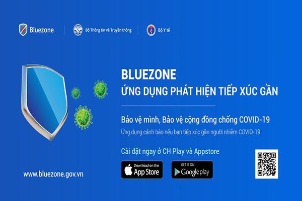 Ứng dụng Bluezone đã vượt mốc 39 triệu lượt tải - 1