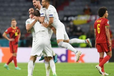 Ngã ngửa fan ĐT Bỉ xin đá lại trận gặp Italia tứ kết EURO vì lý do khó đỡ