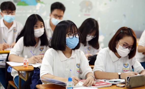 Hôm nay, Hà Nội công bố điểm chuẩn trúng tuyển bổ sung vào lớp 10 - 1