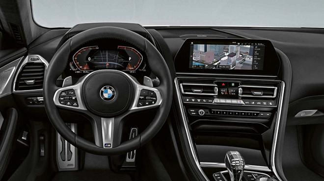 Ngắm bản đặc biệt Frozen Black của dòng xe BMW 8 Series - 8