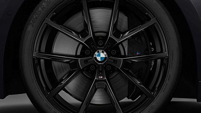 Ngắm bản đặc biệt Frozen Black của dòng xe BMW 8 Series - 4