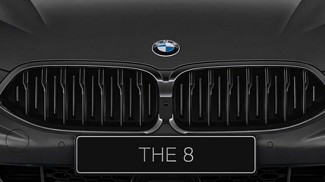 Ngắm bản đặc biệt Frozen Black của dòng xe BMW 8 Series - 5