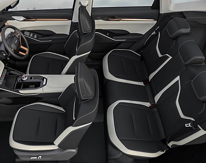 Xe Trung Quốc nhiều đồ chơi mộng cạnh tranh Honda CR-V - 7