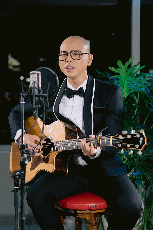 Phan Đinh Tùng nói gì khi hát Bolero sau Lệ Quyên, Đàm Vĩnh Hưng? - 1
