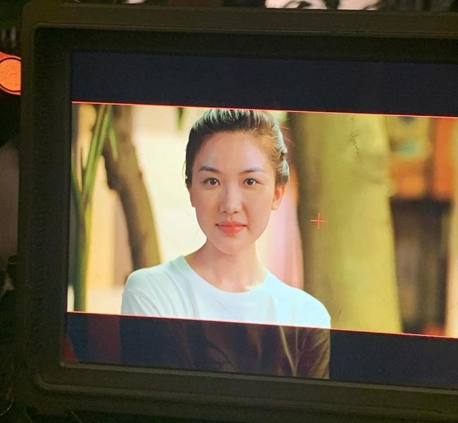 """Được biết, sắp tới đây, Lương Thanh sẽ quay lại màn ảnh VTV với vai diễn Thục Anh trong """"Điều em chưa biết""""."""