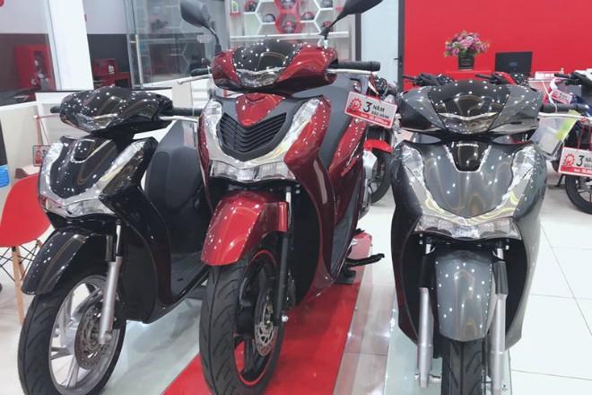 Bảng giá Honda SH mới nhất tháng 7/2021, có phiên bản giá còn 80 triệu đồng - 1