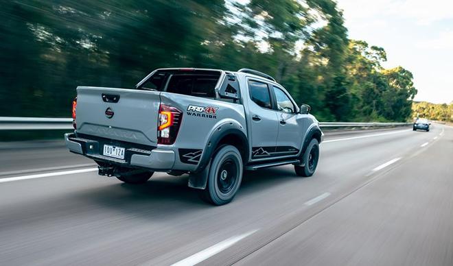 Nissan trình làng phiên bản off-road đỉnh nhất của bán tải Navara - 8
