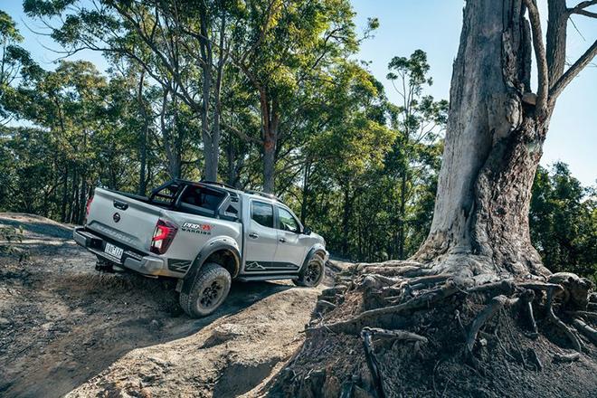 Nissan trình làng phiên bản off-road đỉnh nhất của bán tải Navara - 6