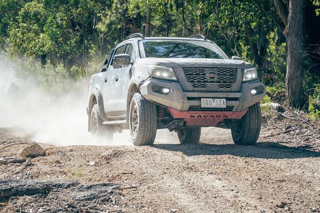 Nissan trình làng phiên bản off-road đỉnh nhất của bán tải Navara - 5