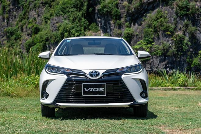 Toyota Vios 2021 - Sedan đô thị hấp dẫn hàng đầu Việt Nam - 2