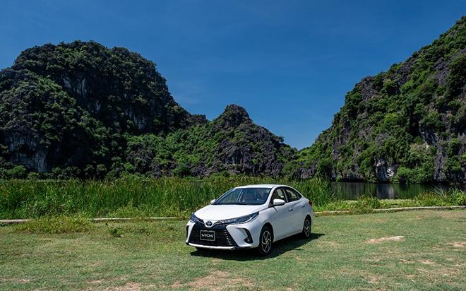 Toyota Vios 2021 - Sedan đô thị hấp dẫn hàng đầu Việt Nam - 5