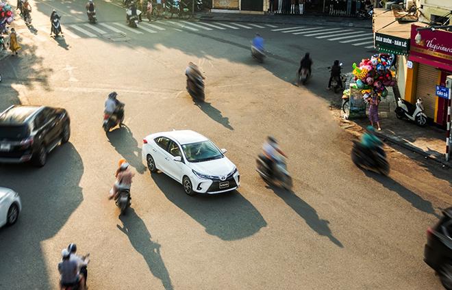 Toyota Vios 2021 - Sedan đô thị hấp dẫn hàng đầu Việt Nam - 6