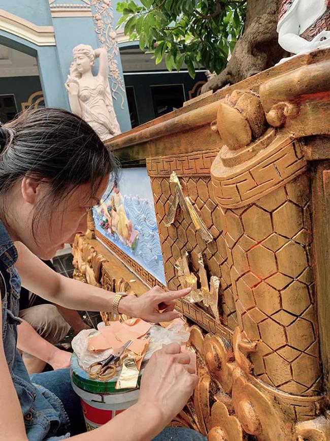 Cây có giá trị nghệ thuật rất cao do thiên nhiên tạo tác chứ con người không thể làm được.