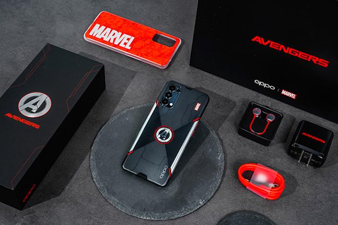 Bảng giá điện thoại Oppo tháng 7: Reno5 Marvel, Reno5 5G giảm tiền triệu - 1
