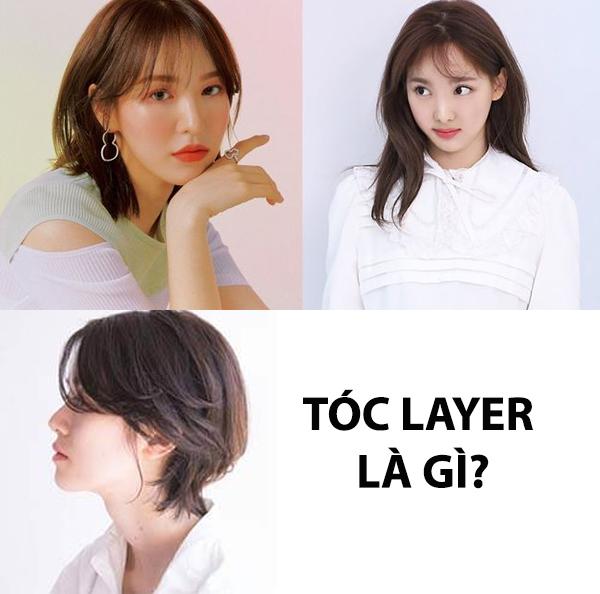 35 kiểu tóc layer nữ 2021 đẹp trẻ trung  năng động được yêu thích nhất - 1