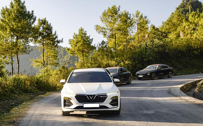 Giá xe VinFast Lux A2.0 lăn bánh 7/2021, ưu đãi 100% phí trước bạ - 1