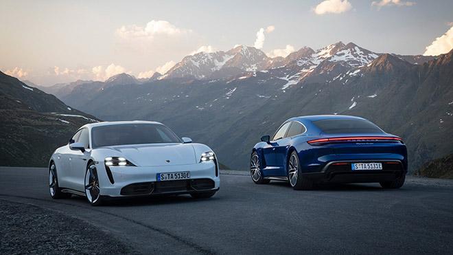 Porsche Taycan tiếp tục bị triệu hồi vì lỗi hệ thống điện - 1