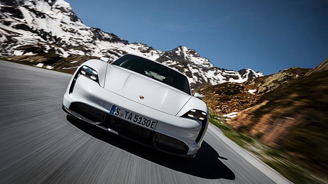 Porsche Taycan tiếp tục bị triệu hồi vì lỗi hệ thống điện - 3