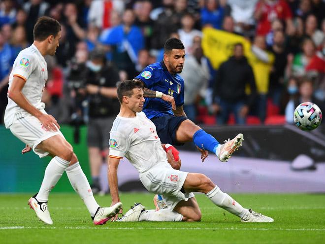 Tuyển Ý vào chung kết Euro, dàn sao Việt đồng loạt nhận định - 1