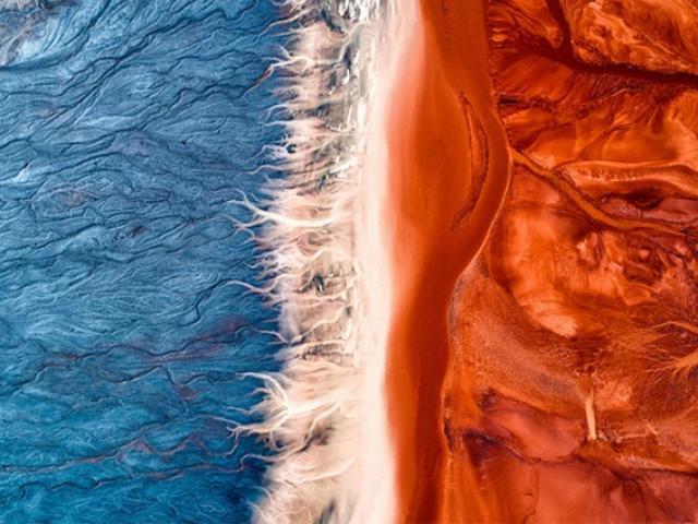 Du lịch - Những hình ảnh vô cùng khác lạ về Trái đất của chúng ta nhìn từ flycam