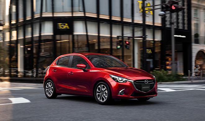 Giá xe Mazda2 lăn bánh tháng 7/2021 - 1
