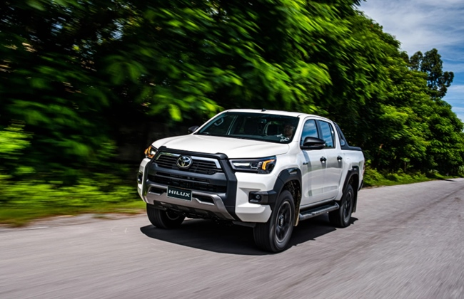 Giá xe bán tải mới nhất tháng 7/2021 - 1