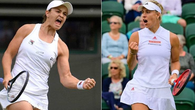 Wimbledon day 10: The pinnacle of the semi-final Barty – Kerber, Sabalenka dreams of the first final - 1