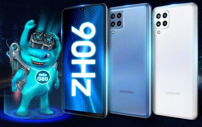 """Bảng giá smartphone Samsung: """"Mãnh thú"""" Galaxy M32 gây chú ý - 1"""