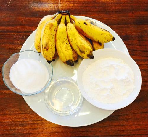 Chuối vừa rẻ vừa bổ, mua nhiều ăn không hết thử làm món này, đảm bảo thích mê - 1