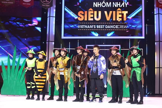 Nhóm nhảy siêu Việt - Vietnam's Best Dance Crew bất ngờ thông báo dừng phát sóng - 1