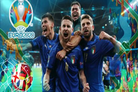 """Italia ghi 12 bàn vào chung kết EURO: """"Cỗ máy hủy diệt"""" gieo sầu cả ông lớn lẫn """"ngựa ô"""""""