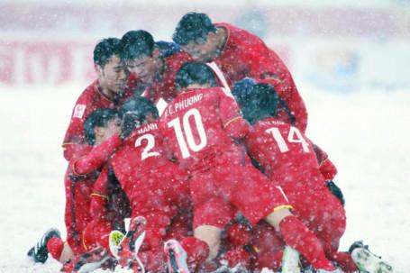 Bốc thăm vòng loại U23 châu Á: U23 Việt Nam cùng bảng Myanmar, Hồng Kông, Đài Loan