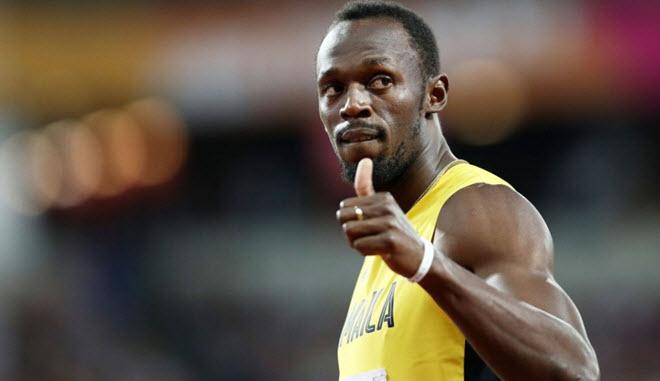 """""""Tia chớp"""" Usain Bolt trở lại đường chạy 800m trước thềm Olympic Tokyo - 1"""
