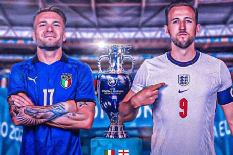 Nhận định bóng đá Italia - Anh: Đại chiến kinh điển đón tân vương (Chung kết EURO 2020)