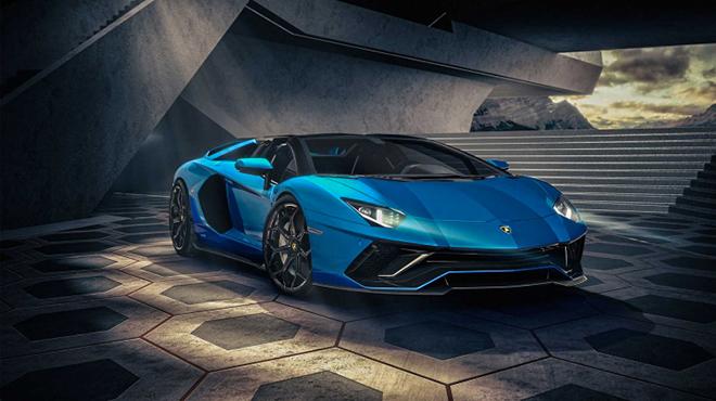 Lamborghini tiết lộ phiên bản cuối Ultimae của dòng Aventador - 1