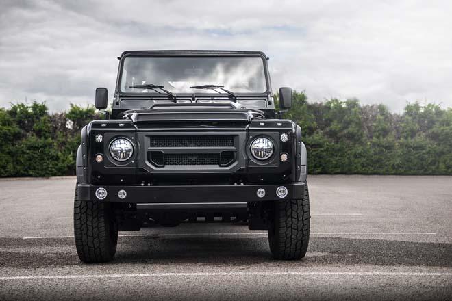 """""""Hàng hiếm"""" Land Rover Defender bản độ 6 bánh về tay đại gia Campuchia - 6"""