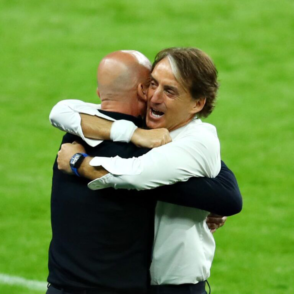 Italia vô địch EURO: Rũ bùn đứng dậy, trở lại làm trùm bóng đá châu Âu - 18