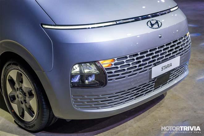 Hyundai Staria 2021 ra mắt với hai phiên bản, giá quy đổi từ 1,22 tỷ đồng - 5