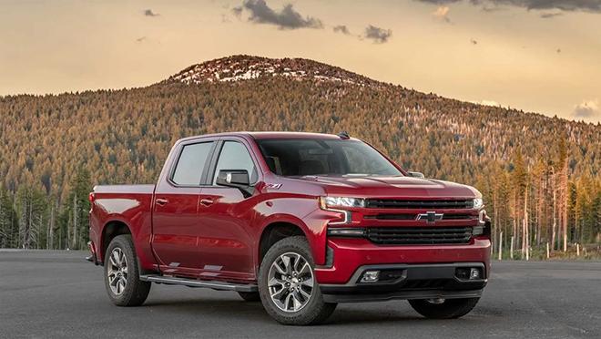 Top 10 mẫu ô tô bán chạy nhất tại Mỹ nửa đầu năm 2021 - 4