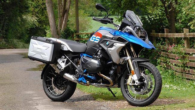 3. BMW R1200GS